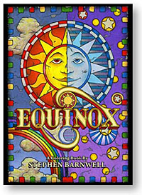 EQUINOX, A Coloring Book